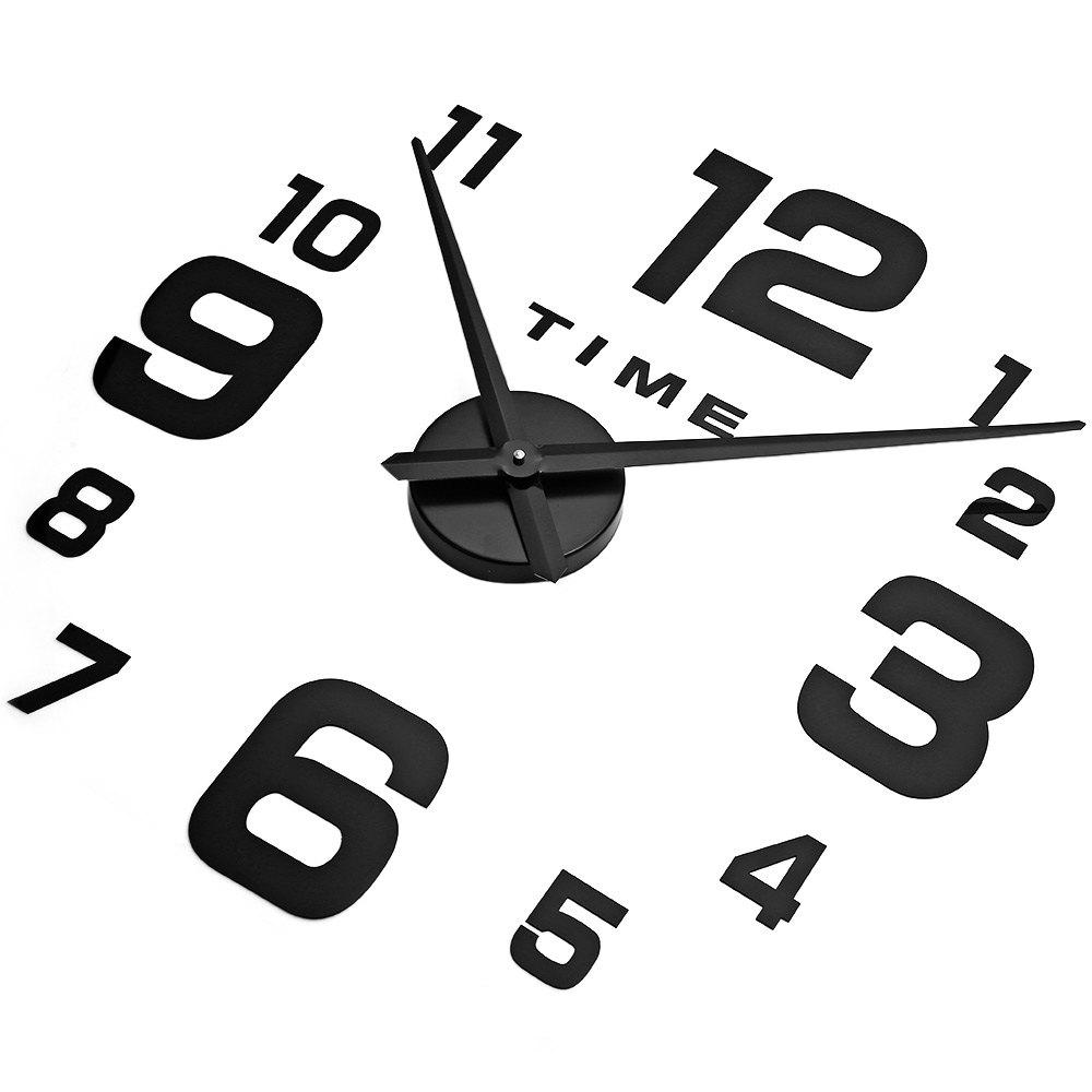 Online Get Cheap Large Square Wall Clocks Aliexpresscom