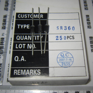 Купить Электронные компоненты и материалы  Sr360 diode None