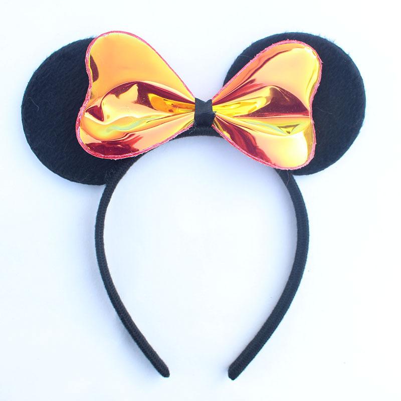 Милые уши Микки для девочек повязка на голову Минни Маус товары дня рождения LY-PH-73 (6).JPG
