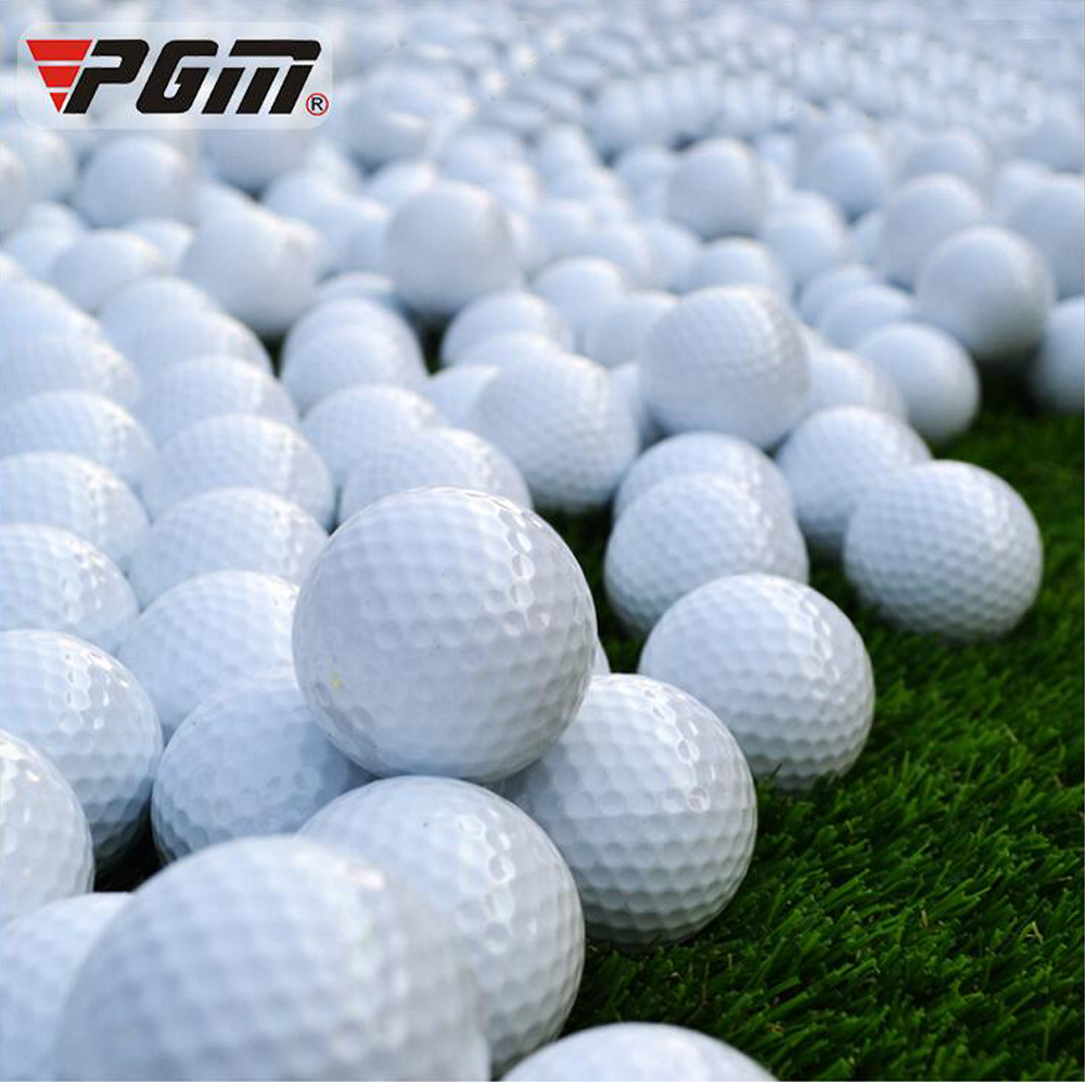 New PGM golf practice ball driving range dedicated golf balls Can be hit balls 2000 times High strength to against wear(China (Mainland))