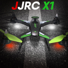 JJRC X1 2.4GHz 4CH Dron 6 Axis Gyro RC Quadcopter Brushless Ready-to-fly Remote Control Toys RC Helicopter