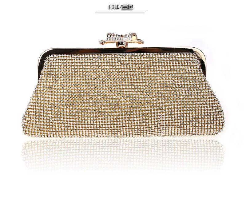 New luxury diamond evening bags top quality women day clutch party bag rhinestone purse women bag women handbags Wrist bag <br><br>Aliexpress
