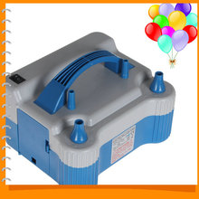 [SALE] Electric 700W Household Balloon Inflator Pump Electric Portable Inflatable Balloon Pump Air Blower with Two Nozzles(China (Mainland))