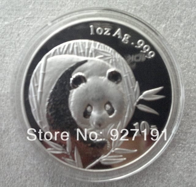 Pure Silver Coins For Sale Pure Panda Silver Coin 1