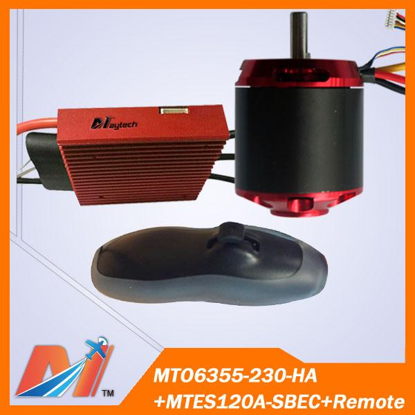 Maytech electric skateboard longboard 6355 brushless motor 230kv/esc 120a hv/remote controller esc 120a hv Free Shipping(3PCS)(China (Mainland))