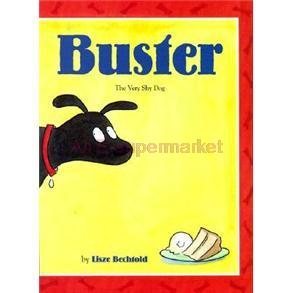 Buster: The Very Shy Dog(China (Mainland))