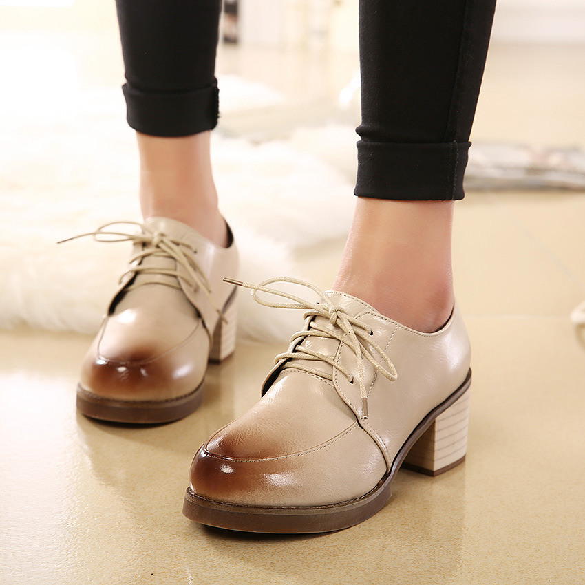 Prada Shoes Ladies Brogues