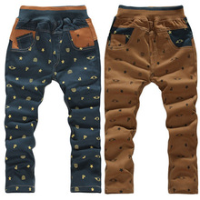 IVE 2015 Boys Pants Kids Casual Pants Children Fashion Trousers  IB608(China (Mainland))