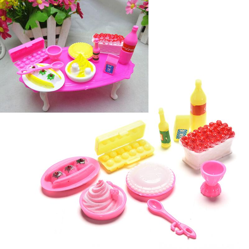 Barbie kitchen set reviews online shopping barbie for Cocina juguete aliexpress