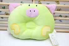 new 1 PCS Newborn Infant Soft Neck Support Print cute star Head Shape Baby Shaping Pillow(China (Mainland))