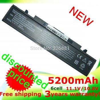 5200mAh Laptop battery for Samsung r429 R430 R431 R438 R458 R463 R464 R465 R466 R467 R468 R470 R478 R480 R503 R507 R540  R528
