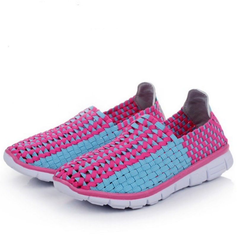 Knitting Shoes Suppliers : Popular stretch knit shoes buy