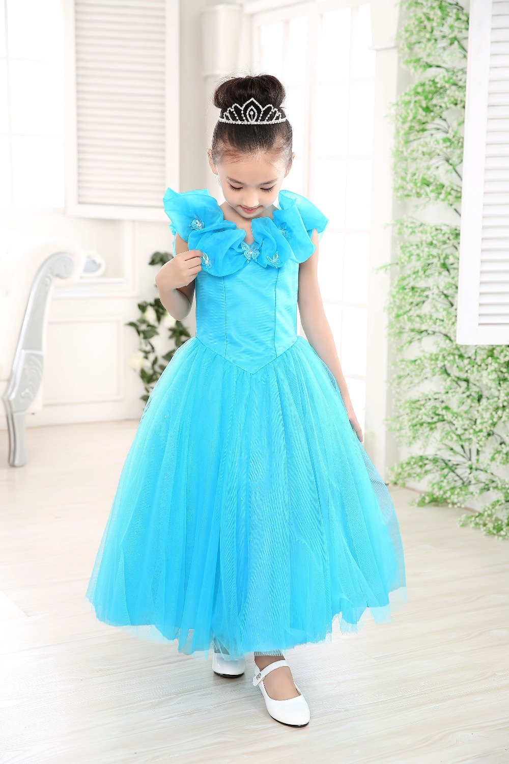 Popular Cinderella Ball Gown Fancy Dress-Buy Cheap Cinderella Ball ...