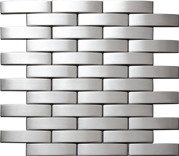 SA202,High quality metal mosaic,metal mosaic,Kitchen backplash mosaic tiles