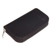 FW1S Memory Storage Card Wallet Carrying Case Holder Wallet For CF/SD/SDHC/MS/DS 3DS Game(China (Mainland))