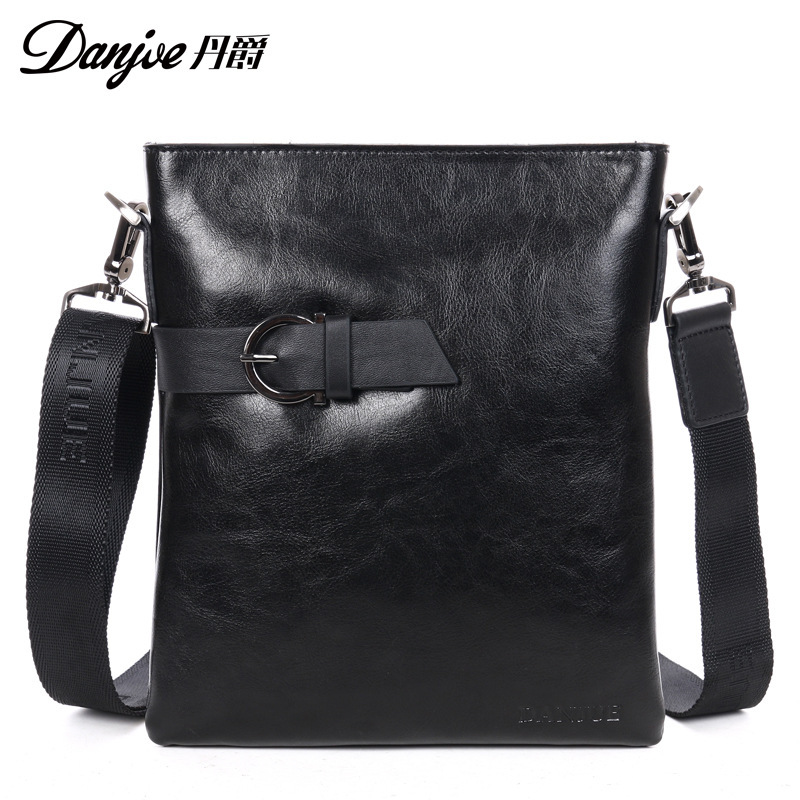 men leather bags cross body Dan daily limit buy genuine MG new men's fashion casual wave packet shoulder bag Messenger bag leath(China (Mainland))