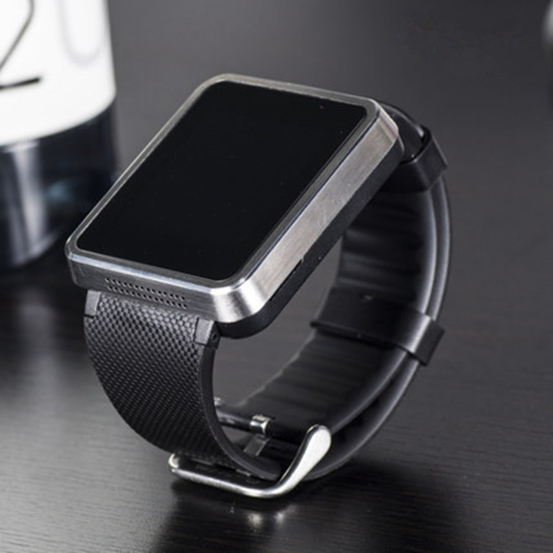 New Version Smartwatch Android Watch Cool Black F1 Watches Pedometer Twitter\ Facebook Compatible Wrist Watch Mp3 Player(China (Mainland))