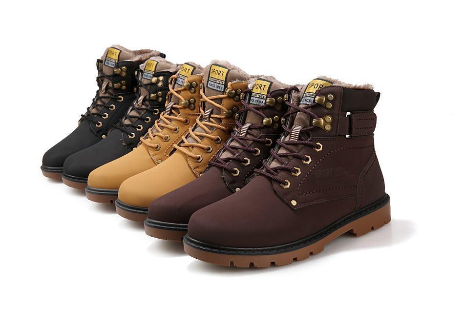 wholesale mens winter shoes fashion s snow boots plus