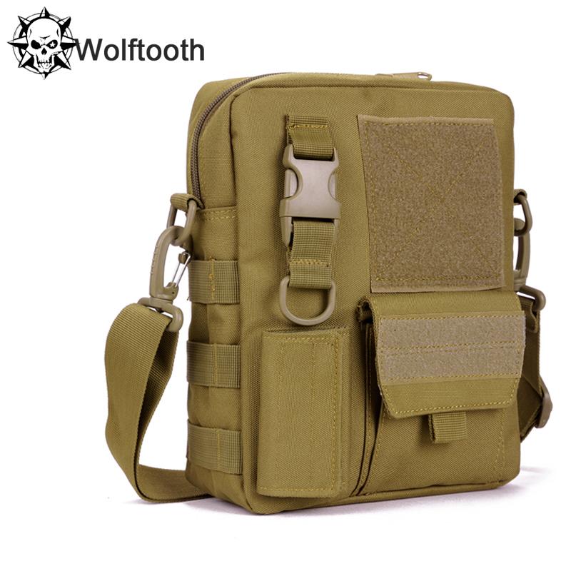Satchel Crossbody Messenger Shoulder Bag,School Leisure USA Advance Defense Ultra light Range Tactical Army Gear molle Bag(China (Mainland))