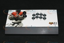PS4 PS3 PC Android 4 in 1 arcade stick work perfectly PS4 fighting joystick controller with original sanwa joystick and buttons(China (Mainland))