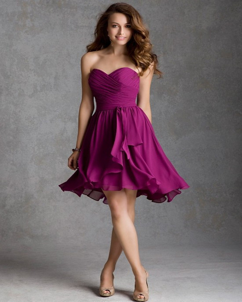 Purple bridesmaid dresses under 100 short purple bridesmaid dresses under 100 ombrellifo Gallery