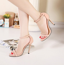 Drop shipping Summer women T stage Classic Dancing High Heel Gladiator Sandals Women Sexy Stiletto Party