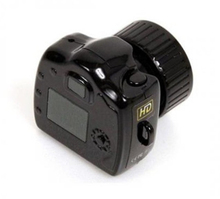 Hd the small camera Miniature cameras Y2000 mini wireless portable camera(China (Mainland))
