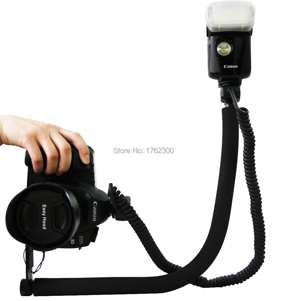 2015 EASYHOOD NEW Flexible Arm to Support Flash and LED bend and provide fill in light at any angle to flash bracket tripod(China (Mainland))