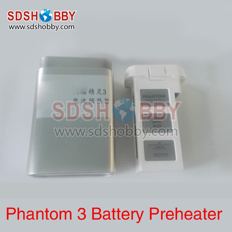 Intelligent Battery Preheater Attemperator Warm-up Equipment for Phantom 3 Battery 4480mAh<br><br>Aliexpress