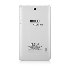 iRULU X2 7 Phablet Android 5 1 Tablet 1024 600 8GB Phone Call tablet 2G 3G