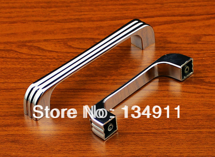 10pcs 96mm Kitchen Cabinet Handle Vintage Hardware Mirrored Furniture Knobs Shoe Kids Dresser Pulls and Knobs Wholesale(China (Mainland))
