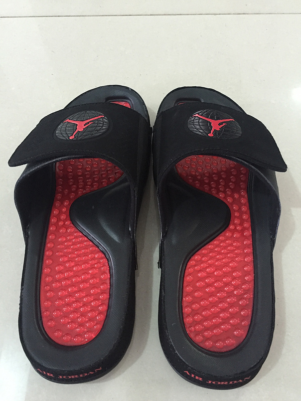 Free shipping new 2016 mens air jordan 9 ix slide elite sandal slipper shoes black red white grey for sale with original box(China (Mainland))