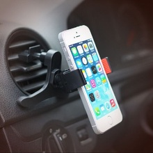 New Car phone Holder Stand For iPhone4s 5s 6 plus for samsung s4 s5 Universal car air vent Mobile Phone Holder soporte movil car(China (Mainland))