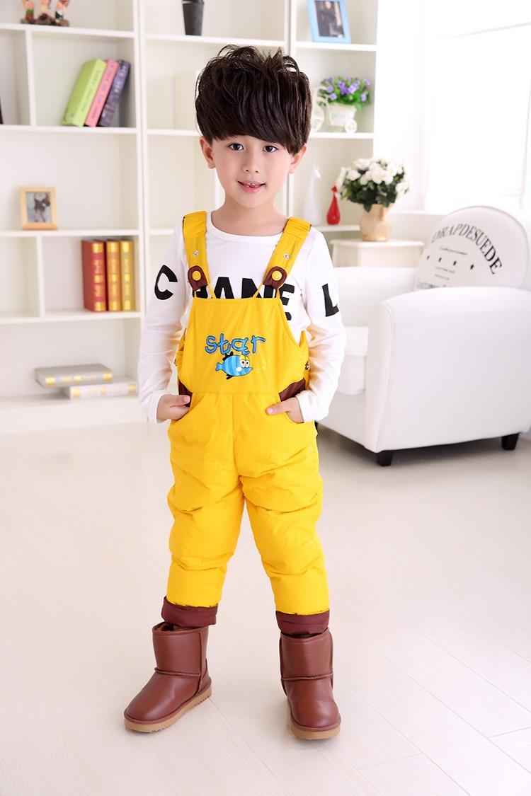 Скидки на Зимняя одежда ребенка вниз куртка и брюки детские зимние набор 0-3years детской одежды новорожденных девочек и мальчики пальто