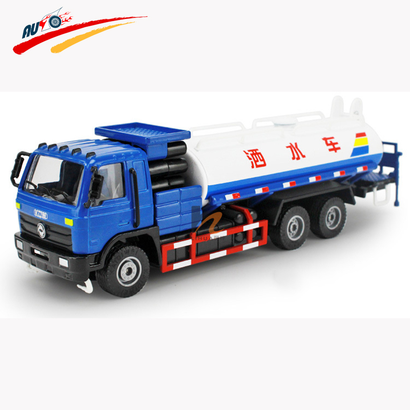 KDW Alloy 1:50 Green Sprinkler Truck Diecast Model Collection Car Toy(China (Mainland))