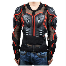 Free shipping  Motorcycles Armor Protection Motocross Jacket Protector Moto Cross Chest Back Protector ProtectiVe Gear two color