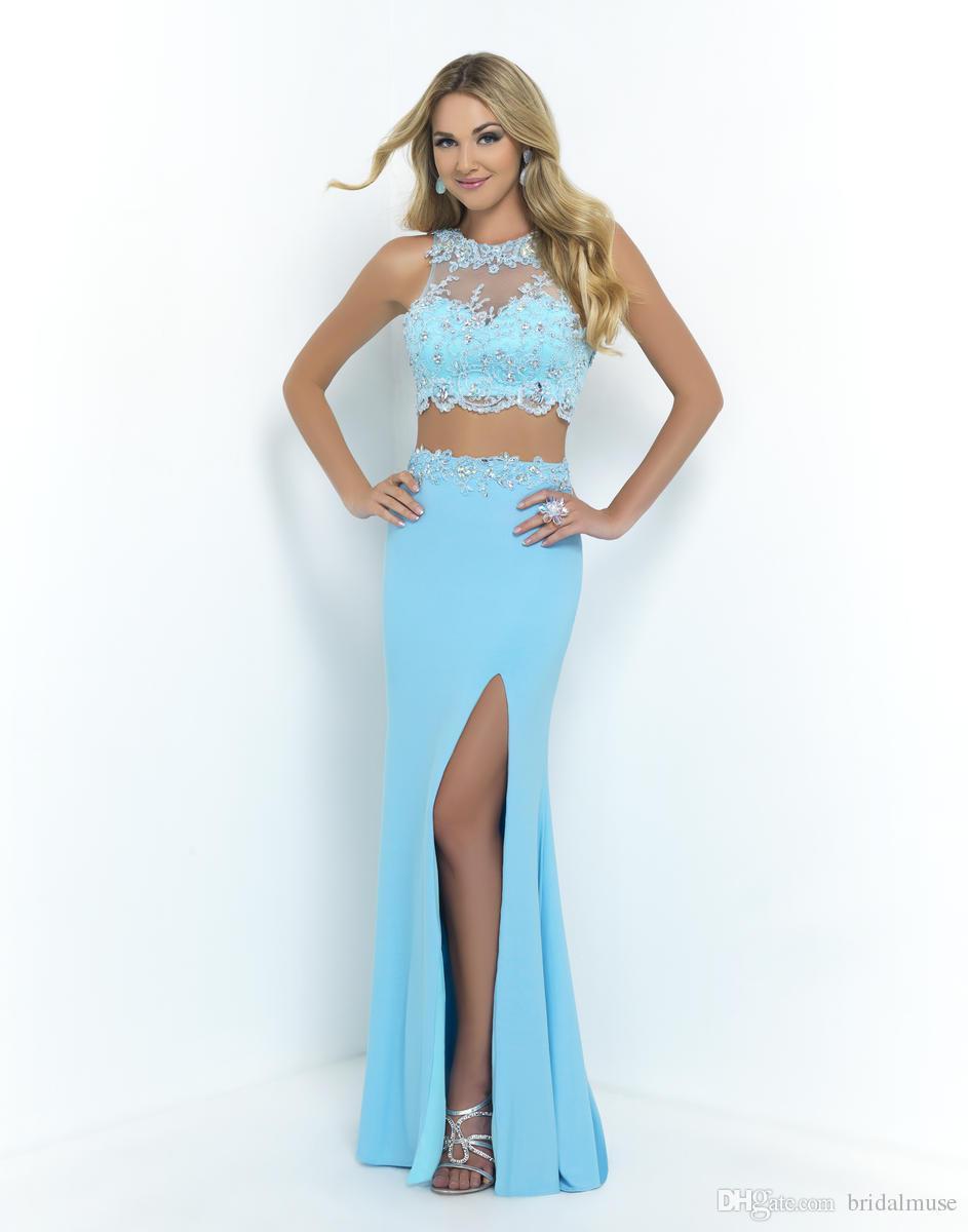 Mint and Cheetah Prom Dress   Dress images