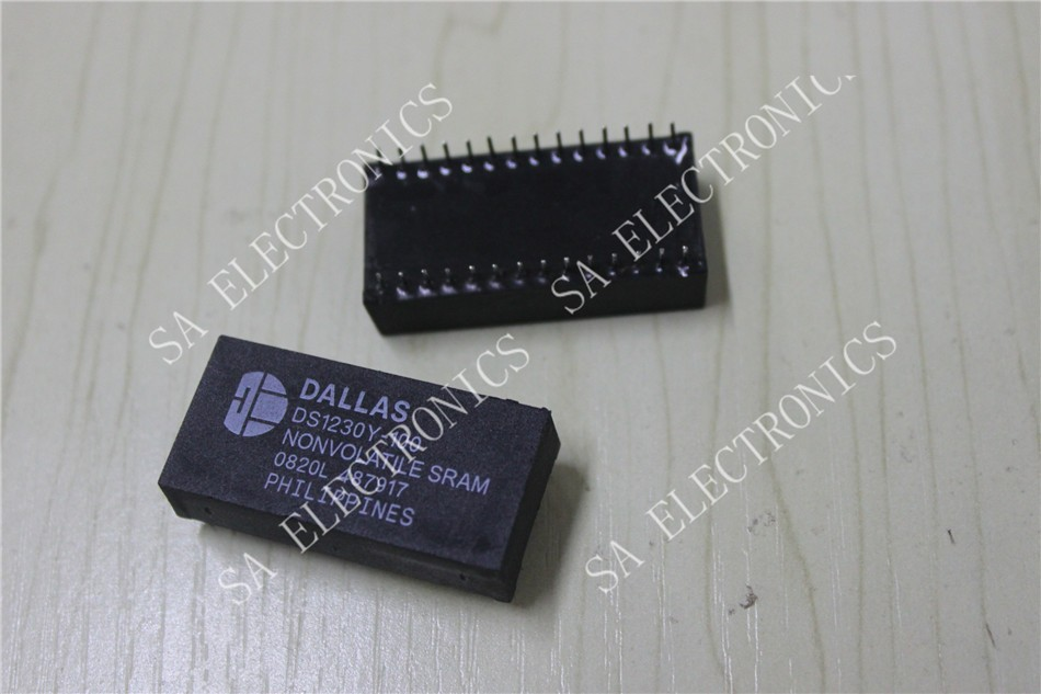 DS1230Y-100 Alarm Clock IC IC new original authentic spot to talk about large price-10pcs/lot(China (Mainland))