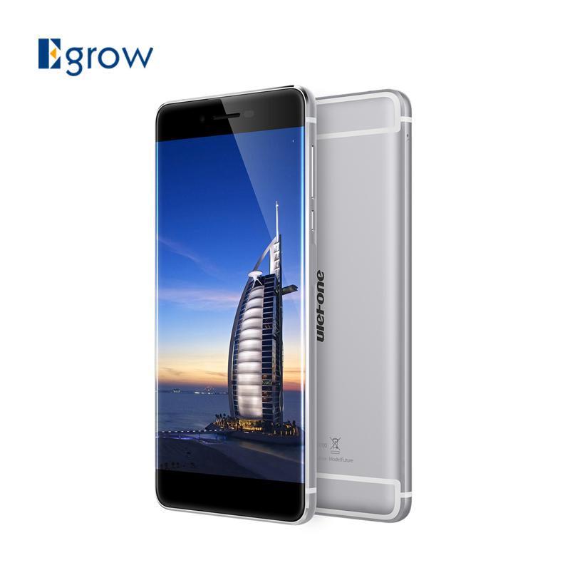 Original Ulefone Future Borderless MT6755 Octa Core Cell Phone Android 6.0 Mobile Phone 4G RAM 32G ROM Fingerprint Smartphone(China (Mainland))