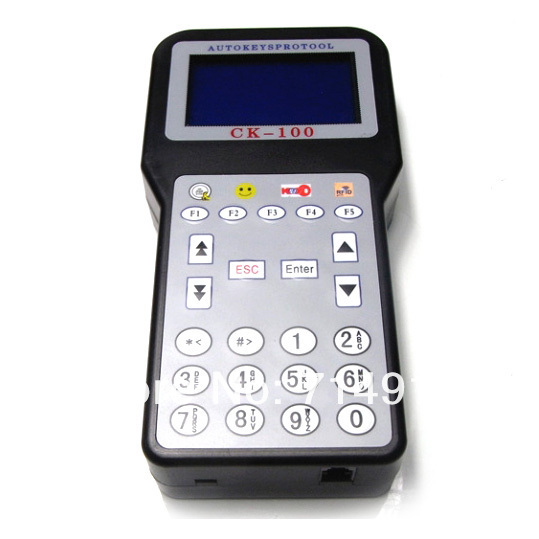 One year warranty offer key programmer ck100 support many models ck-100 keyprogrammer 2014version selling best via fast shipping(China (Mainland))