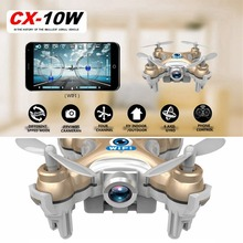 Buy FPV Drone Camera Cheerson CX-10W Quadcopters Cx10w Rc Dron WIFI Camera Helicopter Remote Control Hexacopter Toys Copters for $33.79 in AliExpress store
