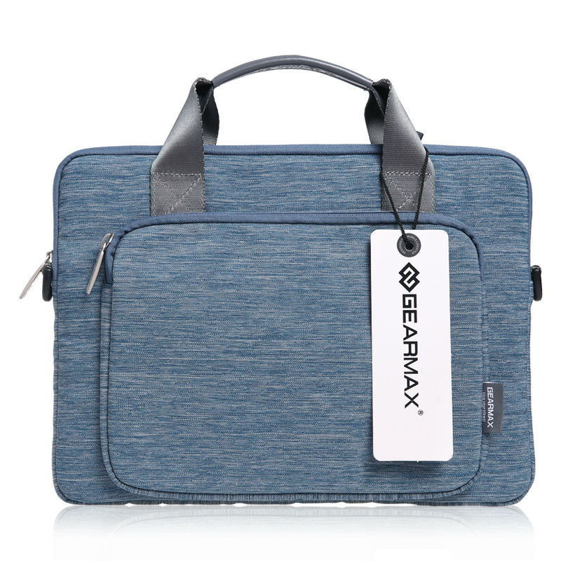 2014 Hot Selling Nylon Laptop Briefcase Shockproof Laptop Bag For Men Fashion Shoulder Bag 15.6 Case for Macbook air 13<br><br>Aliexpress