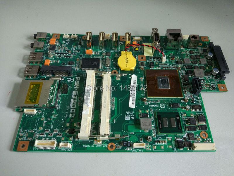 ET2002 P5N-ET2002 for Asus EeeTop Intel Atom Motherboard Rev 1.02G W/ 2GB Ram(China (Mainland))