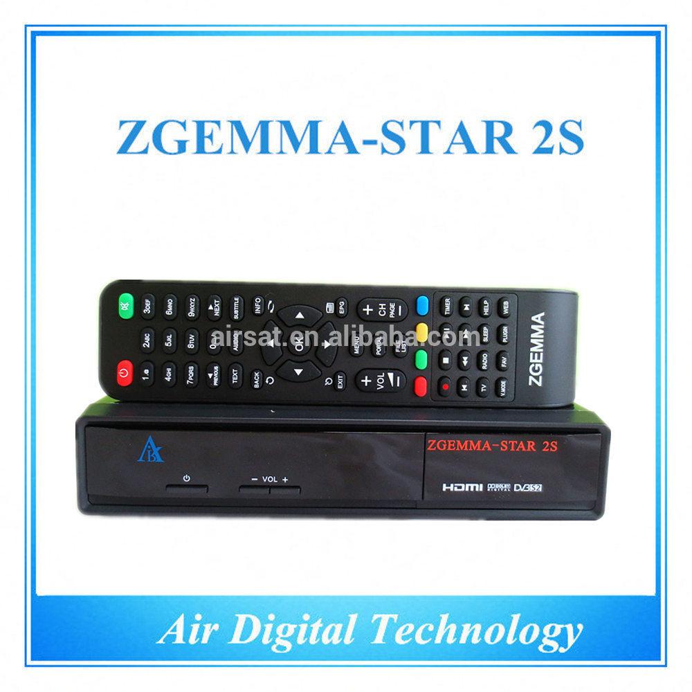 10pcs linux zgemma star 2s satellite receiver twin dvb s2 tuners iptv streaming server in. Black Bedroom Furniture Sets. Home Design Ideas