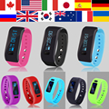 Waterproof Smart Band Bluetooth Bracelet Pedometer Fitness Tracker Smartband Remote Camera Alarm Clock Wristband For Android
