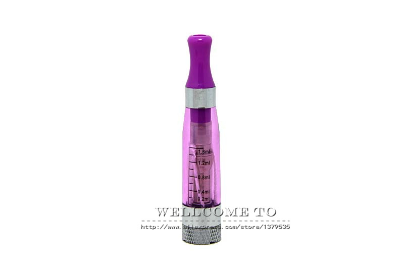 eGo E cigarette CE4 CE4S CE6 Clearomizer Atomizer Cartomizer for electronic cigarette various colors high quality