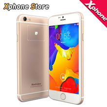 In Stock Blackview Ultra A6 4.7 inch Android 4.4 8GB ROM 1GB RAM MTK6582M Quad Core 1.3GHz Dual SIM WCDMA & GSM Mobile Phone