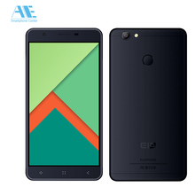 Buy Original Elephone C1X Fingerprint MT6737 Quad Core Android 6.0 Smartphone 2G RAM 16G ROM 13.0MP 5.5 Inch 1280*720 Cellphone for $95.99 in AliExpress store