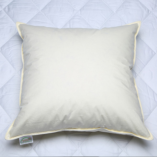 10 Washed White Goose Down 90 Feather Cushion Pad Insert 100 Downproof cotton 233TC High Quality