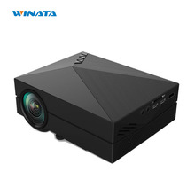 GM60 LED Projector 854x480 Pixels Support 1080P HD Mini LCD Proyector gm60 Multimedia Player for Home Theater Cinema(China (Mainland))